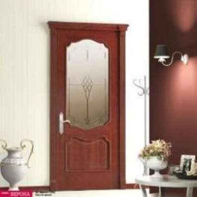 Дверь межкомнатная RADA DOORS Верона ДО-1 Красное дерево