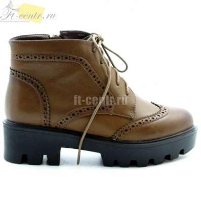 Стильные и модные женские ботиночки