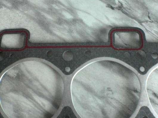 Прокладка под головку блока ВАЗ 2106