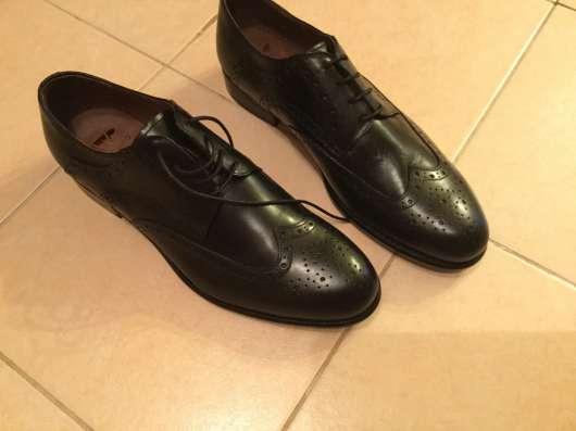 Итальянские ботинки 45 размер в Москве Фото 6