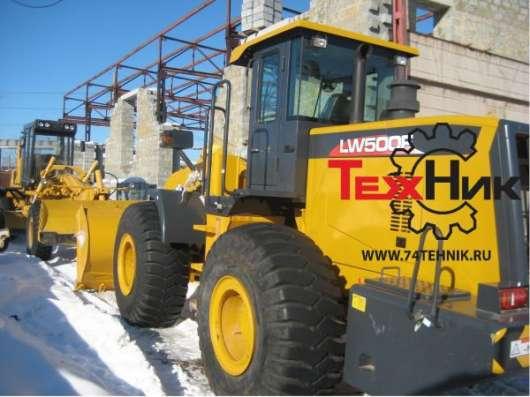 XCMG LW500FN Фронтальный погрузчик 5 тонн, ковш 3,0 м куб