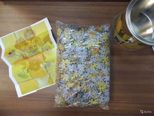 Пазлы 1000шт. Картина Ван Гога