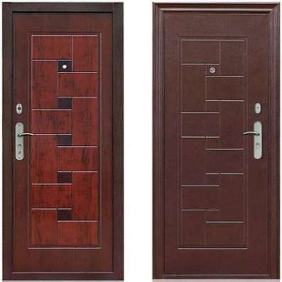 Стальные двери. Торекс и Хранитель.