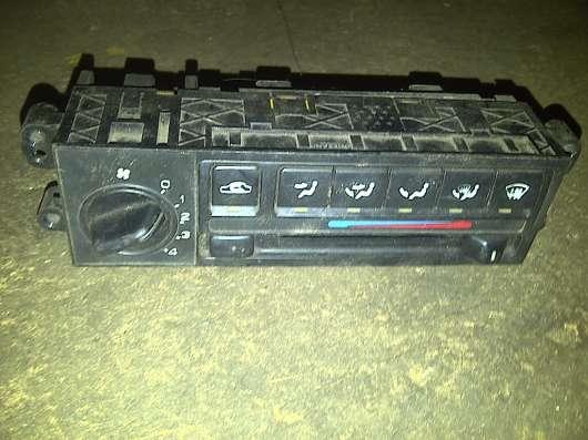 Nissan Primera P-10 блок управления печкой