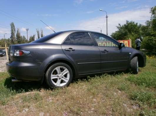 Продажа авто, Mazda, 6, Механика с пробегом 135000 км, в Волжский Фото 4
