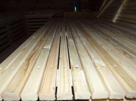 Трапик, решетка деревянная на пол