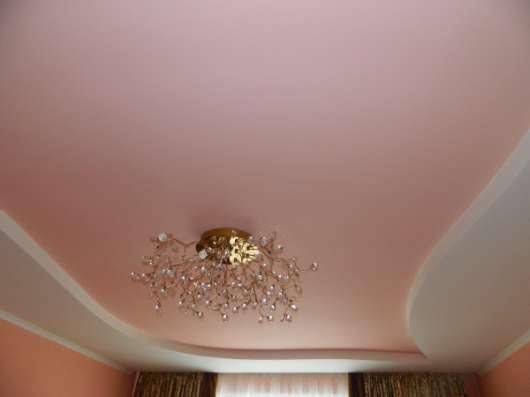 Монтаж многоуровневых потолков
