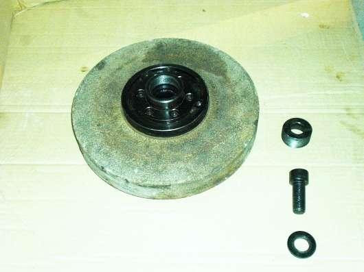 Круг шлифовальный с фланцами 3Д711, 3Е711
