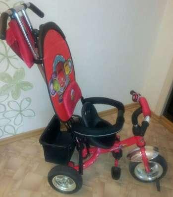 Продам детский велосипед-коляску