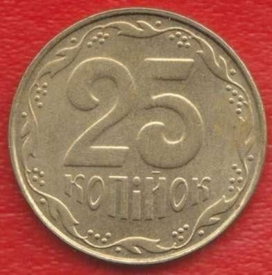 Украина 25 копеек 2008 г.