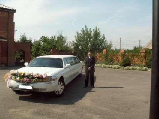 Аренда лимузина в Красноярске Фото 1