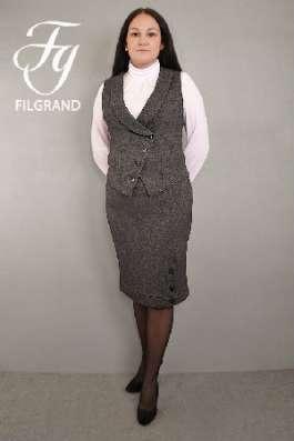 Костюм женский от производителя оптом Фил-Гранд в г. Самара Фото 1