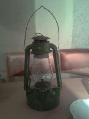 Старинные лампы