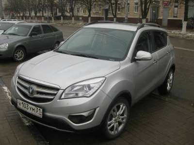 автомобиль Changan CS35, цена 550 000 руб.,в Белгороде Фото 5