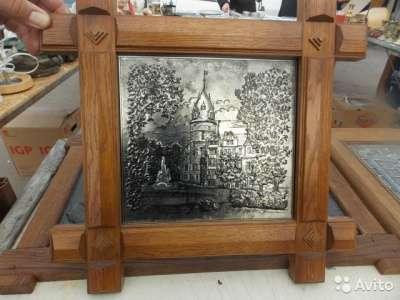 картина (олово,цынк) в Калининграде Фото 2