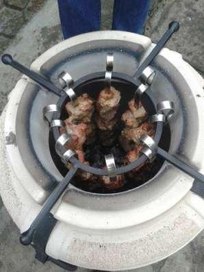 Спираль для шашлычница электрическое в Москве Фото 4