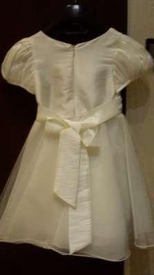 Детское бальное платье
