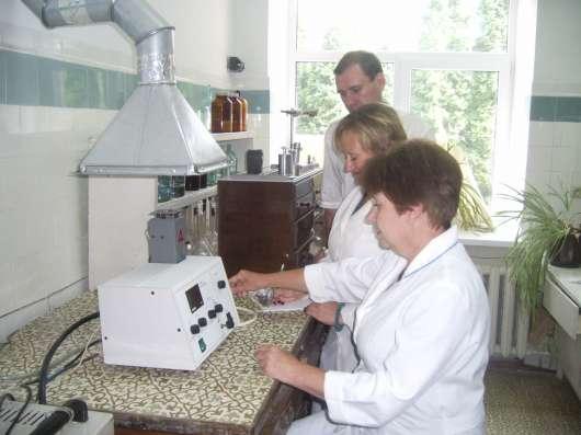Анализ почв на содержание питательных веществ и плодородие