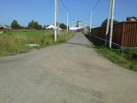 Земельный участок в деревне Дранишники
