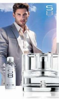 """Мужская туалетная вода""""S8"""",код 8020,50 мл,орифлейм,oriflame,""""Задай свой стиль"""""""