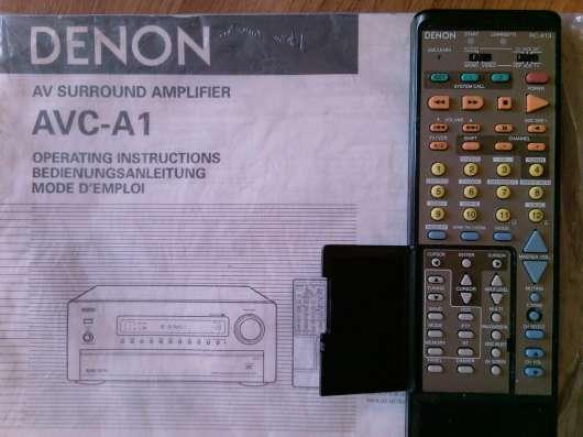 Denon AVC-A1