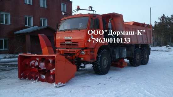 Шнекороторный снегоочиститель СШР-2,6 в Иркутске Фото 1