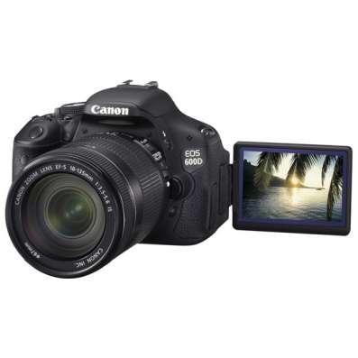 Продам Canon EOS 600D Kit 18-135 IS