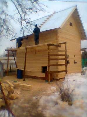Бригада плотников