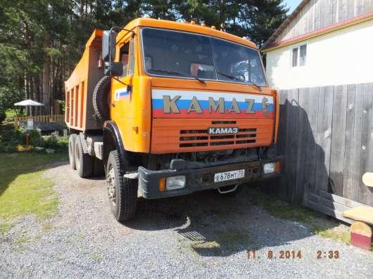 Продаю КАМАЗ 65115