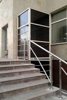 Инвалидный подъемник и грузовой производство Астана, Алматы