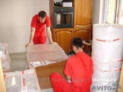 Грузоперевозки переезды квартирный офисный грузчики перевозка грузов мебели такелаж в Москве Фото 4