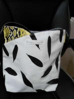 Шикарная дизайнерская сумка Siah