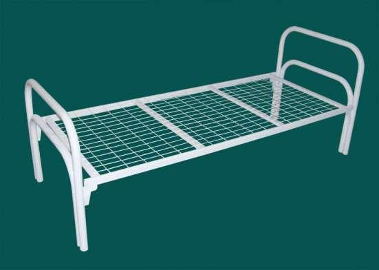 Кровати металлические, Железные кровати для времянок,бытовок