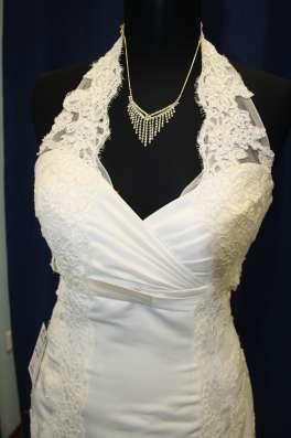 Свадебное платье-русалка Джулия в Москве Фото 5