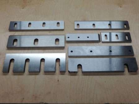 Ножи для дробилок ИПР изготовление