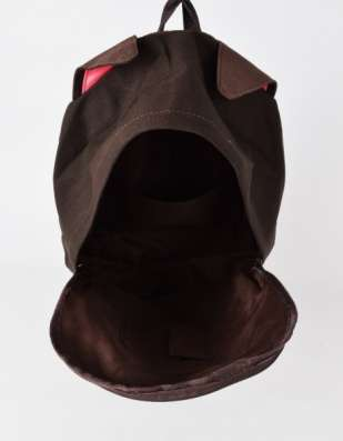 Рюкзак кошачьи ушки черный коричневый синий голубой