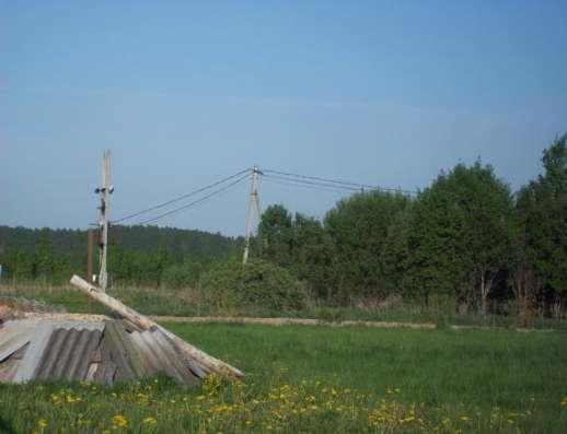 Продается земельный участок 10 соток под ЛПХ в д. Межутино, Можайский р-он, 143 км от МКАД по Минскому шоссе Фото 5