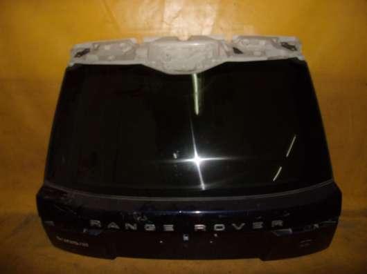 Крышка багажника на Range Rover Vogue со стеклом б. у