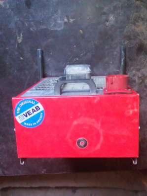 Тепловой воздушный обогреватель veab EN9