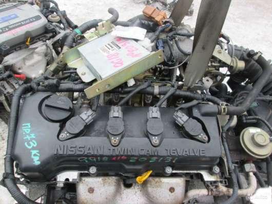 Двигатель QG18DE
