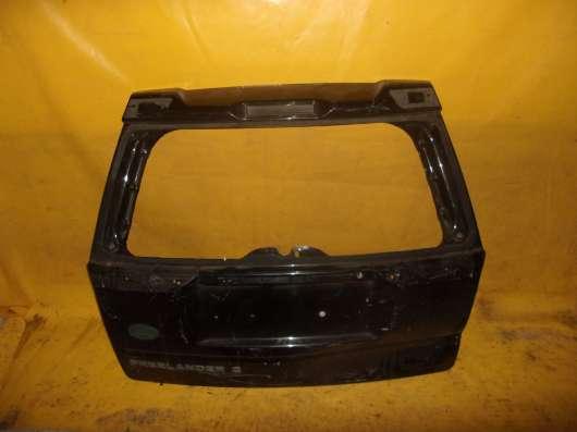 Крышка багажника на Land Rover Freelander 2 б. у