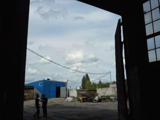 Сдам производство, склад,1200 кв. м, м. Рыбацкое