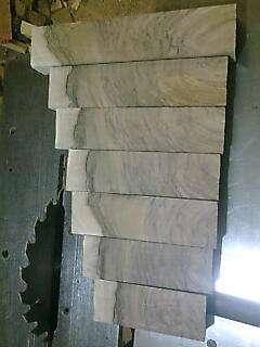 Бруски кап-клёна, ольхи, акации-белой, маслины, тутовый в г. Херсон Фото 1