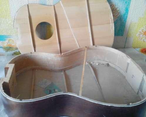 Неисправные музыкальные инструменты