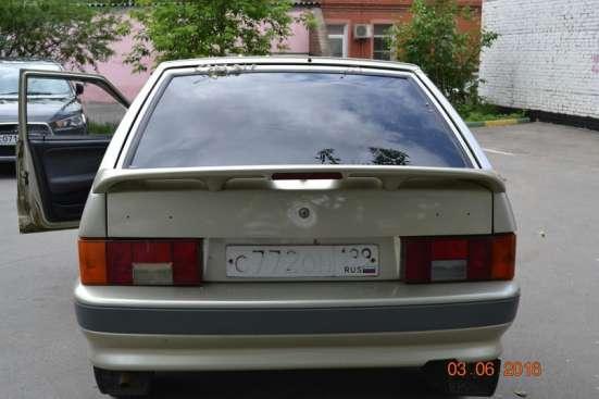 Продажа авто, ВАЗ (Lada), 2114, Автомат с пробегом 130000 км, в Москве Фото 1