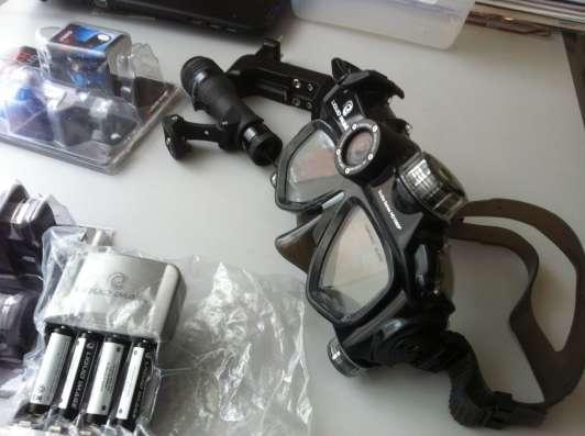 Продам камеру-маску для подводной фото-видеосъемки