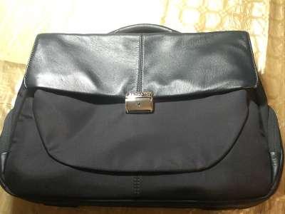 новый компактный мужской портфель Samsonite