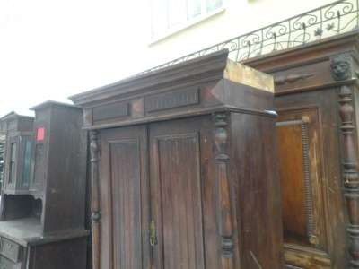 Старинный буфет в Москве Фото 1