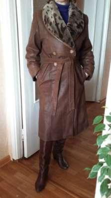 кожаное пальто производитель Турция в Ставрополе Фото 1