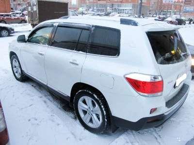 внедорожник Toyota Highlander, цена 1 250 000 руб.,в Москве Фото 1